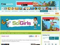 SciGirls: Waste Audit Activity