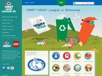 FIRST® LEGO® League Jr. Online Showcase Archive