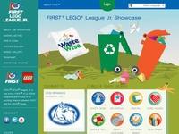 FIRST® LEGO® League Jr. Online Showcase Archive