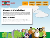 Waste in Place Activities