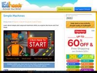 Edhead's Simple Machines Game