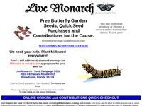 Free Milkweed Seeds