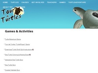 Tour de Turtles Games and Activities