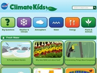 NASA's Climate Kids: Fresh Water