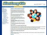 Alliant Energy's What is Renewable Energy?