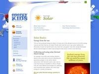 EIA's Solar Webpage