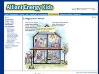 Alliant Energy's Energy-Smart House Interactive