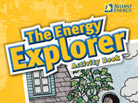 Alliant Energy's The Energy Explorer Activity Book