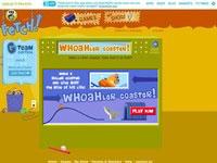 PBS Kids WHOAHler Coaster