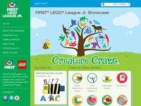 <i>FIRST<sup>®</sup></i> LEGO<sup>®</sup> League Jr. Online Showcase