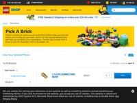 LEGO® Pick a Brick Online Catalogue