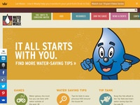 Water — Use It Wisely: Kids