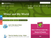 National Institutes of Health's Water and My World