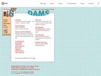 PBS's Dams