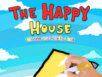 Bosch Thermotechnology Corporation's Happy House Coloring and Activity Book
