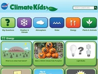 NASA's Climate Kids: Energy