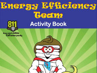 Public Utilities Commission of Nevada's Energy Efficiency Team Activity Book