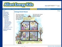 Alliant Energy's Energy-Smart House Interactive