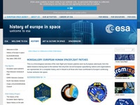 ESA's Mini Gallery: European Human Spaceflight Patches