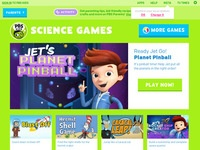 PBS Kids Science Games