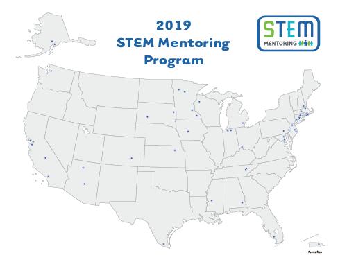 2019 STEM Mentoring Program