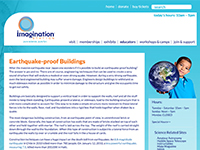 Imagination Station's Earthquake-proof Buildings