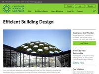 California Academy of Science's Efficient Building Design